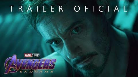 Avengers Endgame – Tráiler oficial 2 (Subtitulado)