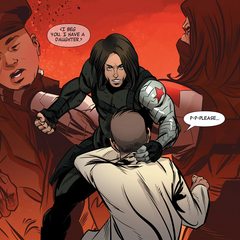 Barnes ataca a dos científicos de HYDRA.