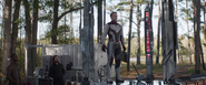 Captain America's Last Mission