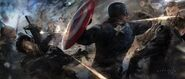 Captain America The Winter Soldier 2014 concept art 11