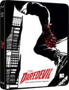 Daredevil S1 Blu Ray Alternate Cover