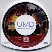 IronMan PSP US Disc GreatestHits