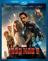 Iron Man 3/Home Video