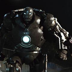 Stane pelea contra Stark.