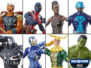 Marvel Legends wave 1