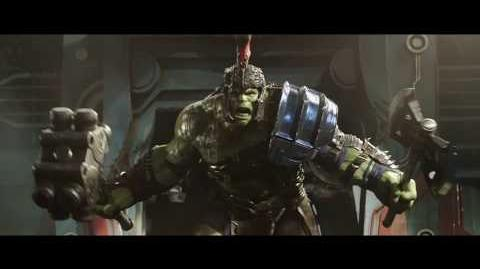 "Marvel Studio's ""Thor Ragnarok"" - Meet the 'Revengers'!"
