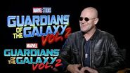 Michael Rooker on Marvel Studios' Guardians of the Galaxy Vol