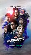 Runaways S3 Full-size Poster
