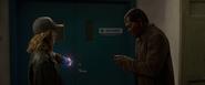 Carol & Nick Fury