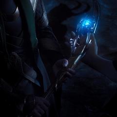 Loki obtiene el Cetro por El Otro.