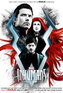 Inumanos Poster
