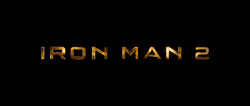 Iron Man 2 Title Card (2010)