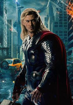 Póster de Thor - TA