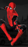 Spider-Man Berlin