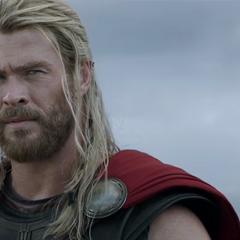 Thor conoce a Hela.