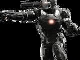 Armadura de Máquina de Guerra: Mark III