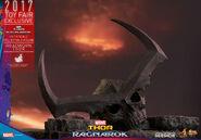 TR Hot Toys Surtur Skull