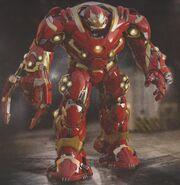 Avengers Infinity War Hulkbuster concept art 1