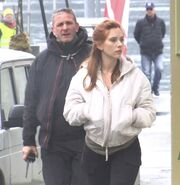 Black Widow BTS 1