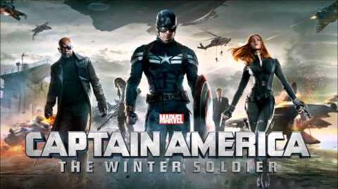 Captain America The Winter Soldier Bonus Track 20 - Trouble Man