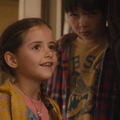 Lila recibe a los Vengadores.