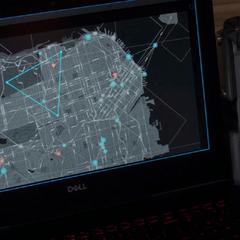 Pym logra encontrar el laboratorio.