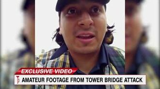 TheDailyBugle.net EXCLUSIVE Footage From Tower Bridge Attack (DELETED SCENE)