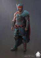 Thor Gladiator Kutsche CA
