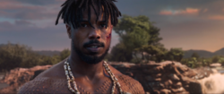 BP - Killmonger is Crowned as King