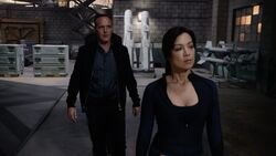 Coulson May and Mack-4x01