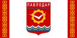 Flag of Pavlodar