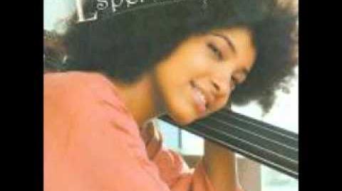 Esperanza Spalding I know you know