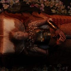 Frigga es honrada frente a todo Asgard después de su sacrificio.