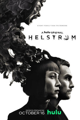 Helstrom S1 - Poster