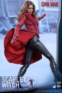 Scarlet Witch Civil War Hot Toys 10
