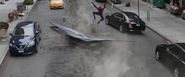 Spider-Man (Chasing Ebony Maw)