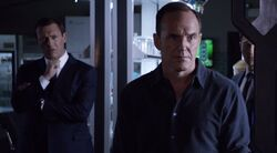 Uprising Coulson and Jeffrey