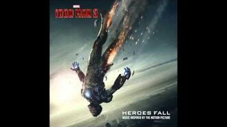 AWOLNATION - Some Kind of Joke (From Music Inspired By The Motion Picture Iron Man 3 Heroes Fall)