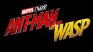 Ant-Man & The Wasp Logo