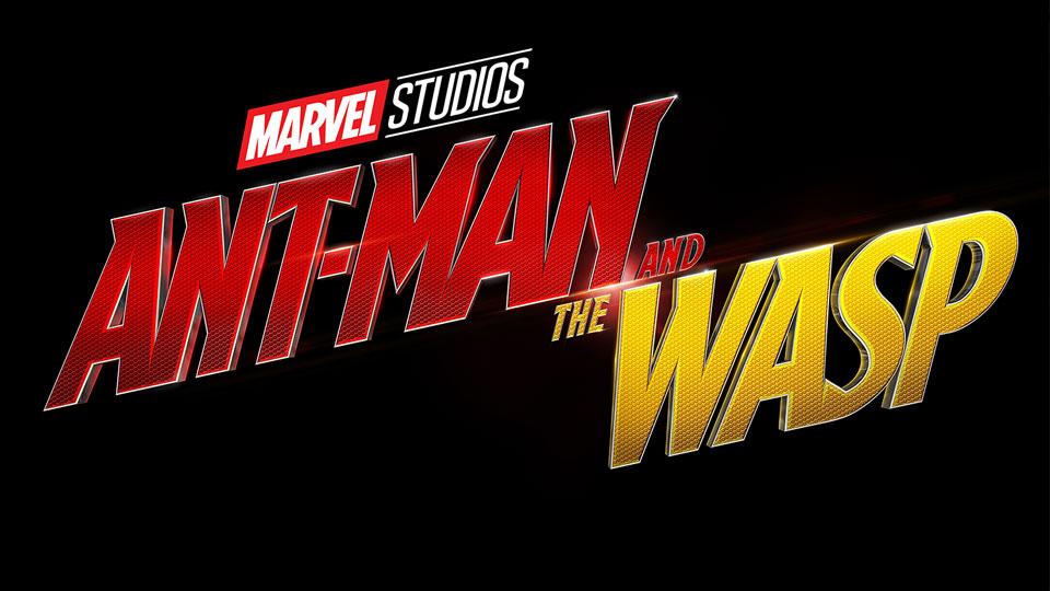 ant-man and the wasp logo ile ilgili görsel sonucu