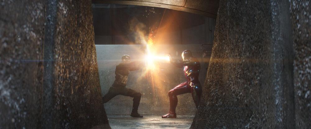 23 Best Marvel Movies - Captain America Civil War