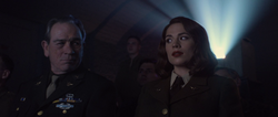 Chester Phillips & Peggy Carter