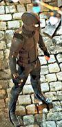 FFH Back Spider Suit