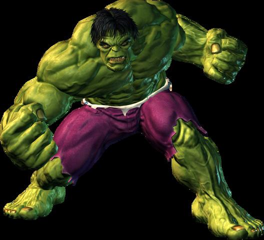 Game Hulk Man