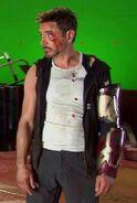 Iron Man 3 on set 04