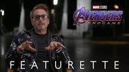 """Marvel Studios' Avengers Endgame """"Stakes"""" Featurette"""