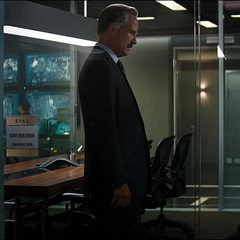 Ross le da a Stark 36 horas para atrapar a los fugitivos.