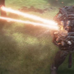 Stark ataca a Cull Obsidian.