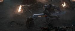 Thanos vs. Cap