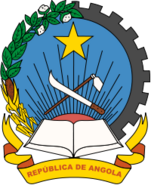 Coat of arms of Angola